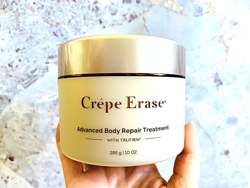 Crepe Erase Advanced Body Repair Treatment for Crepey Skin on Arms and Legs