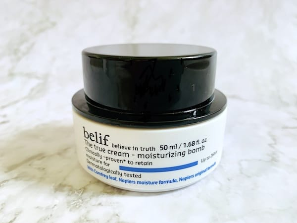 Belif The True Cream - Moisturizing Bomb