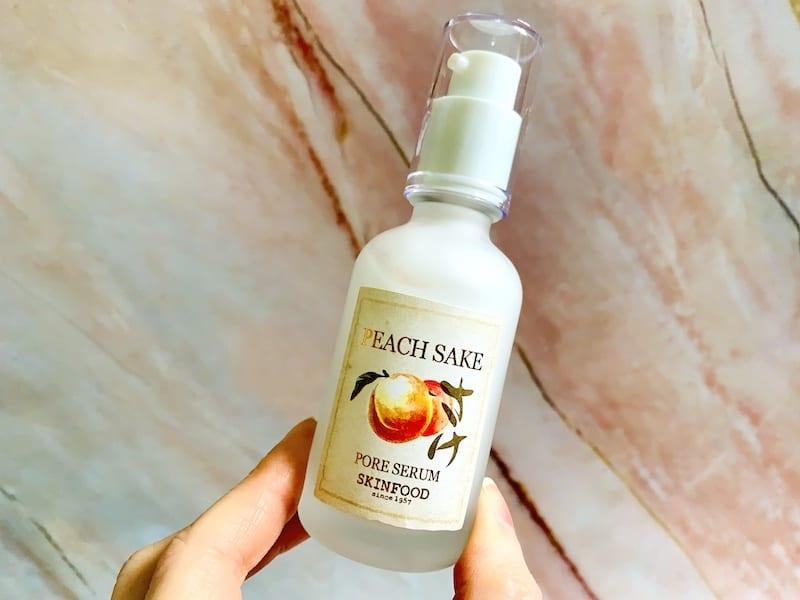 SkinFood Peach Sake Pore Serum