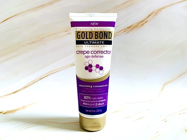 Gold Bond Ultimate Crepe Corrector Age Defense Smoothing Concentrate