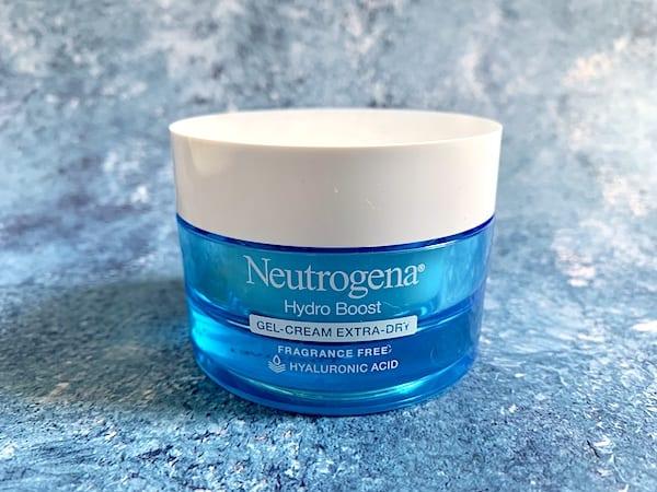 Neutrogena Hydro Boost Gel Cream Hyaluronic Acid Extra Dry