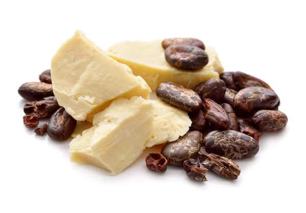 Cocoa Butter with Cacao Nibs